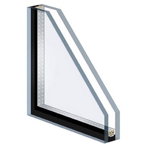Climalit vidrio aislante