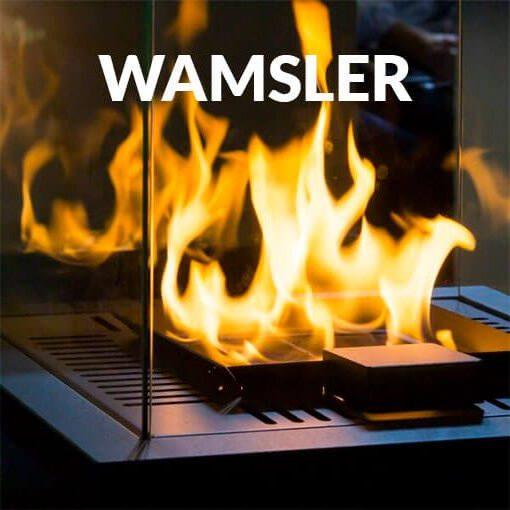 Cristal Para Estufa de Leña Neoceram Wamsler